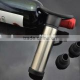 Wine Bottle Vacuum Saver Sealer Preserver Pump Stopper