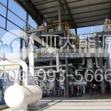 Green type 95% High oil yield pyrolysis oil distillation plant derived diesel with ISO CE certificate