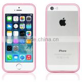 New Arrival Colorful Protective Bumper Cell Phone Cases for Apple iPhone