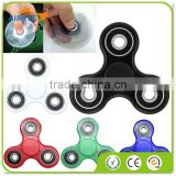The factory directly sale Lot Hand Spinner Tri Fidget Steel Ball Toy EDC Finger Gyro