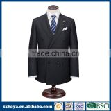 New arrival cheap men's suit&office uniform tailor made suit in china 10 years experience double breasted suit