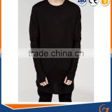 man's long sleeve t shirt wholesale with screen printing, fashion design mens tshirt,man tshirt blank
