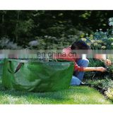 Square or Circular Heavy Duty Leaves Collection Garden Bag