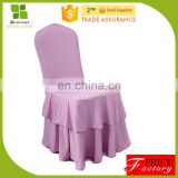Hot selling elastic chair cover for banquet factory price