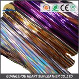 tpu and pu leather for shoes new fashion hot selling leather