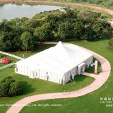 Liri High Peak Tent with Glass Wall for Weddings