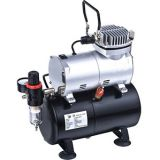 Oil-free Aerografia compressor AS-186
