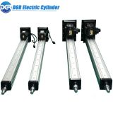Simple Mounting Continuous Working Push pull Electric Linear Actuator With Stepper Motor Drive