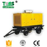 Landtop good sale three phase  Diesel generator with trailer