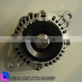 SK200-6 excavator 6D34 engine parts alternator generator