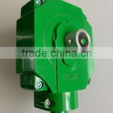 Manual greenhouse plastic film rolling up Winch Unit