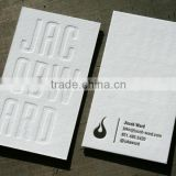 top supplier wholesale business card with the complete quality assurance system