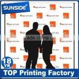 Tension fabric display,photography backdrop,exhibition display stand D-0120