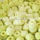 Factory top sell alumina ceramic mortar and pestle