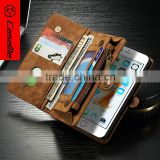 iCase New Brand CaseMe Pocket Wallet Case for Apple iPhone 6s for iPhone 6 Case Leather, Card Slots for iPhone 6 Cover
