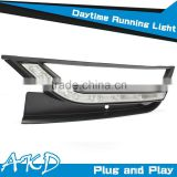 AKD Car Styling VW Passat B7 DRL New Passat B7 LED DRL US Version Daytime Running Light Good Quality LED Fog lamp