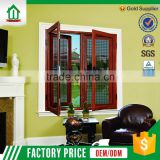 Cost-Effective Oem/Odm Casement Window With Kinkong Net
