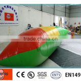 Crazy inflatable water toys water blob, inflatable water catapult blob for sale