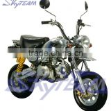 SKYTEAM monkey bike replica 125cc 4 stroke Le Mans Club Motorbike (EEC EUROIII EURO3 CERTIFIED)                                                                         Quality Choice