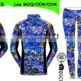 (OEM/ODM Factory) fitness track yoga jacket with thumbholes