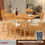 UK hot sale baroque display dining table sets