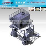 Nature Rubber Cryogenic Grinder