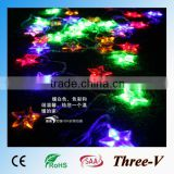 LED Star string LED Christmas lights holiday party hotel home corridor window tree wedding LED string light 5M/10M 220V/110V