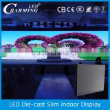 2016 renal Led Display P5p6 Indoor Stage Rental Full Color P6 Indoor Stage color led displaye