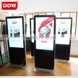 46 Inch Floor Stand Digital Signage Club Led Display Screen Indoor Cf Card Player Full Hd 1080P Usb Media Player For Advertising