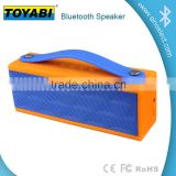 Cube Portable Wireless Bluetooth Stereo Speaker Built in Rechargable Battery compatible for all bluetooth device speaker