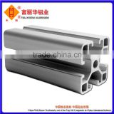 Custom Aluminium Extrusion for Solar Maintain System, Curtain Wall, Windows, Doors, etc.