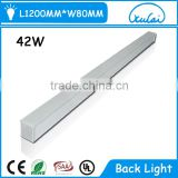 China professional manufacture Excellent heat exchange PF>0.9 led linear pendant light