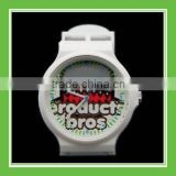 Products Bros Mr Shark Unsiex Waterproof PVC Band Rubber Wrist White Watch Can Adjuctable Size Very Good