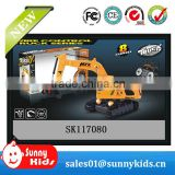 8ch rc engineering vehicle rc tracked vehicle