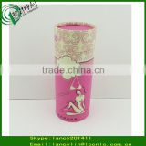 Beautiful Paper Tube for garment Apparel Packaging Cans Clothes Packing Paper Tube                                                                         Quality Choice
