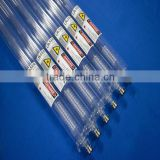 metal glass sealed co2 laser tube