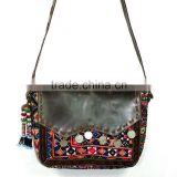 Tribal Banjara Messanger bag Genuine Leather Bag Bohemian Shoulder Banjara Bag