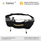 TOPKO Hydration Running Belt Includes Two 6-oz BPA-Free Leak-Proof Water Bottles Fits All Smartphones running belt
