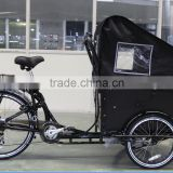 Electric Cargo bike li-on battery cargo bike