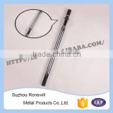 China supplier carbon fiber torque telescopic tube