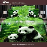 100% cotton 3d printed wholesale 3D bed sheet                                                                                                         Supplier's Choice