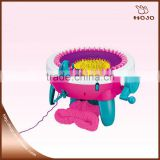2016 hot sell DIY Knitting Wool Machine DIY weaver easy for Hand Toy