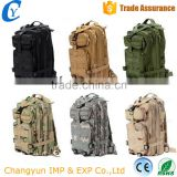 Army mountaineering bags Outdoor waterproof camouflage 3P Tactical Backpack