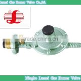 lpg valve gas regulator, gas shutoff valve with ISO9001-2008