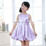 Girls Elegant Party Wear Clothing Latest Design Western Dress Boutique Childrens Dresses