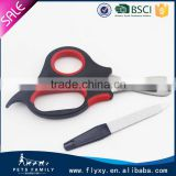 Good quality promotional german 6inch dog scissors kit