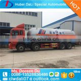8*4 Dongfeng top level Propane gas tank truck lpg bobtail truck                                                                                                         Supplier's Choice
