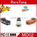 MD02 World's Smallest HD 720P real time mini wireless cameras