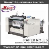 Automtic Marking System Cash Register Roll Cutting Machine,ATM FAX Paper Slitting and Rewinding Machinery