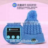 Wireless smart bluetooth music hat hard hat speakers bluetooth beanie hat winter hat cap